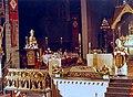 St-Servaaskerk Maastricht, laatste mis voor restauratie, 1985.jpg