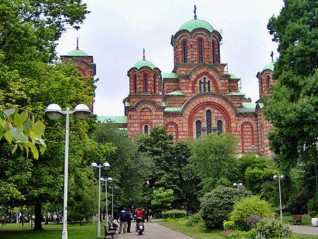 كنيسة القديس مرقس.