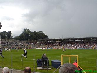 Ulster Senior Football Championship - Image: St. Tiernach's Park