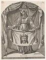 St. Veronica with the Sudarium, after Michelangelo MET DP874190.jpg