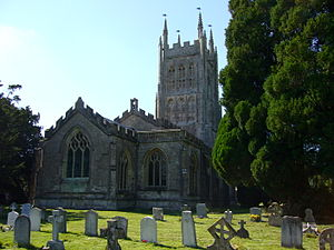 St Andrew's Church, Mells