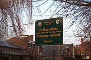 St Barnabas Church of England Primary School, Oxford