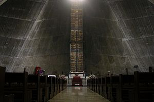 St. Mary's Cathedral, Tokyo - Image: St Mary's Cathedral Tokyo 01