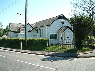 Herongate - Image: St Andrew's Methodist Church, Herongate, Brentwood geograph.org.uk 419705
