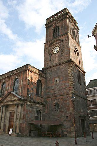 St Ann's Church, Manchester - St Ann's Church