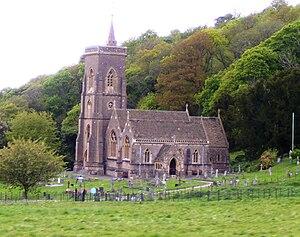 West Quantoxhead - St Audries church