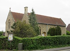 St George's Church, Badshot Lea Road, Badshot Lea (June 2015) (1).JPG