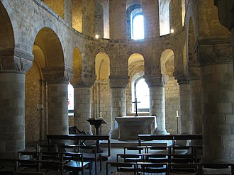 St John's Chapel, London - Norman chapel inside the White Tower