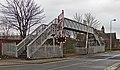 St John's Road footbridge, Waterloo 1.jpg