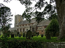 St Kentigern's Church Caldbeck - geograph.org.uk - 504115.jpg