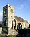 St Mary's Church, Harley, Shropshire - geograph.org.uk - 631559.jpg