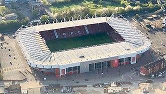St Mary's Stadium - St. Mary's Stadium, April 2018