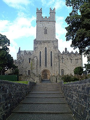 King's Island, Limerick - St Marys Cathedral, Limerick