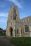 St Marys Church Stoke-by-Nayland
