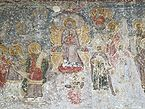 St Nicholas church in Braşov (Kronstadt. Brassó) - old mural.jpg