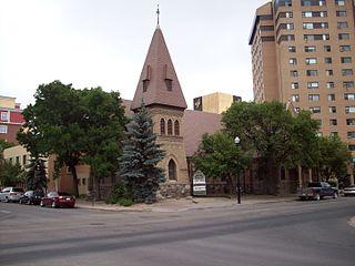 St. Pauls Cathedral (Regina, Saskatchewan) Church in Saskatchewan, Canada