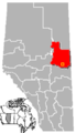 St Paul, Alberta Location.png