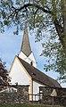 St Veit St Donat Pfarrkirche hl Donatus SW-Ansicht 18102015 8142.jpg