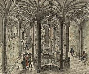 St Winifreds Well by J Ingleby