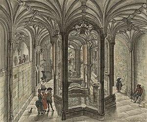 St Winefride's Well - Image: St Winifreds Well by J Ingleby