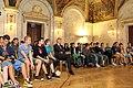 Staatssekretär Lopatka empfängt SchülerInnen aus Eibiswald (8802786582).jpg