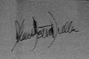 John Foster Dulles - Image: Staatsvertragsunters chriften John Foster Dulles