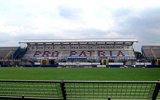 Stadio Carlo Speroni - Image: Stadio Speroni 2