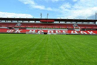 FK Napredak Kruševac - Mladost Stadium