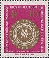 Stamp GDR 1965 Michel 1090.JPG