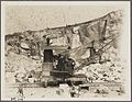 Stanley, S.B. Purves - photographs of the quarry at Moruya used for construction of the Sydney Harbour Bridge, 1925-1927 (7218565720) (2).jpg