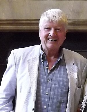 Stanley Johnson (writer) - Image: Stanleyjohnson