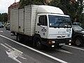 Star 8.125 truck on Adama Mickiewicza avenue in Kraków.jpg