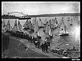 Start of a race at the Domain, Sydney Harbour (7978951141).jpg