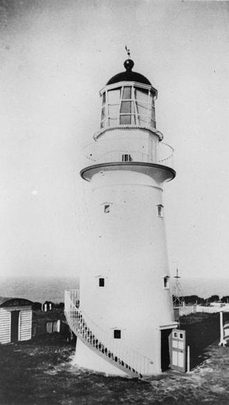 Bustard Head Light - Bustard Head Light, 1932