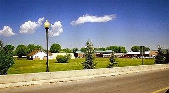 Evanston, Wyoming - Wyoming State Hospital