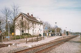 Station Baflo in 1997