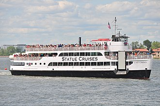 Hornblower Cruises - Statue Cruises - Lady Liberty