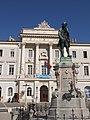 Statue of Giuseppe Tartini 玖塞皮像 - panoramio.jpg