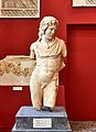 Statue of a youth wearing a chlamys and pilos, 2nd cent. A.D.jpg