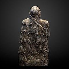 Statuette of an orans-AO 222