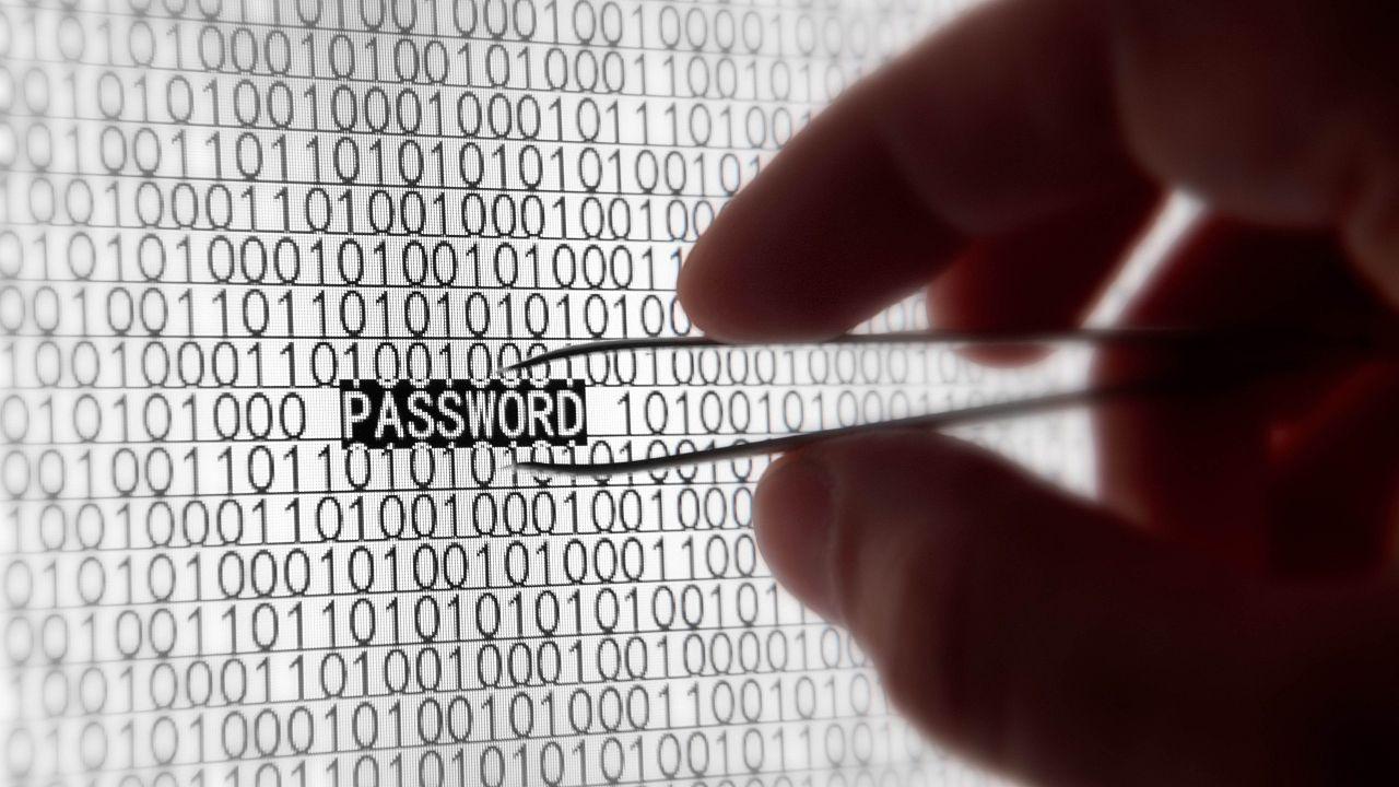 Passwords and Identity Theft