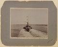 Steamship Prince Rupert backing from pier, Digby, Nova Scotia (HS85-10-10299) original.tif