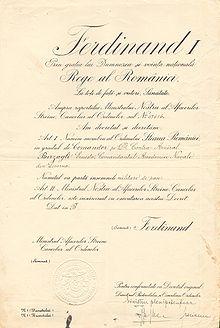 Ordine della Stella di Romania