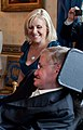 Stephen Hawking and Lucy Hawking.jpg