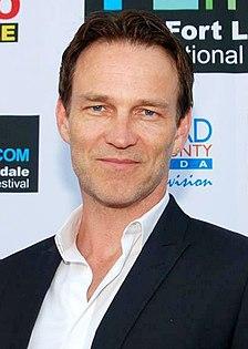 Stephen Moyer English actor