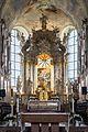 Stift Geras Kirche Hochaltar 01.jpg