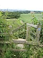 Stile and Footpath View - geograph.org.uk - 862977.jpg