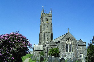 Hartland, Devon - The Church of Saint Nectan at Stoke