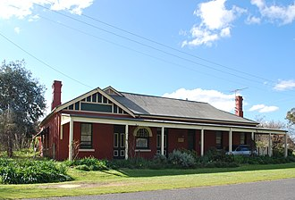 Stockinbingal - Image: Stockinbingal Hotel