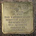Stolperstein Friedrichsruher Str 8-9 (Schma) Gertrud Jaffe.jpg